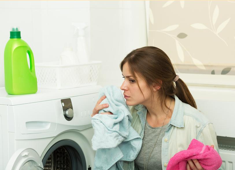 Почему бельё после стирки плохо пахнет белье