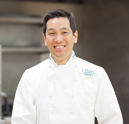 Chef and instructor Lance Nitahara