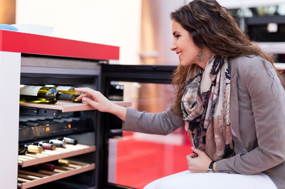 Age, Store, Serve: Wine refrigerators will help you pour the perfect summer glass